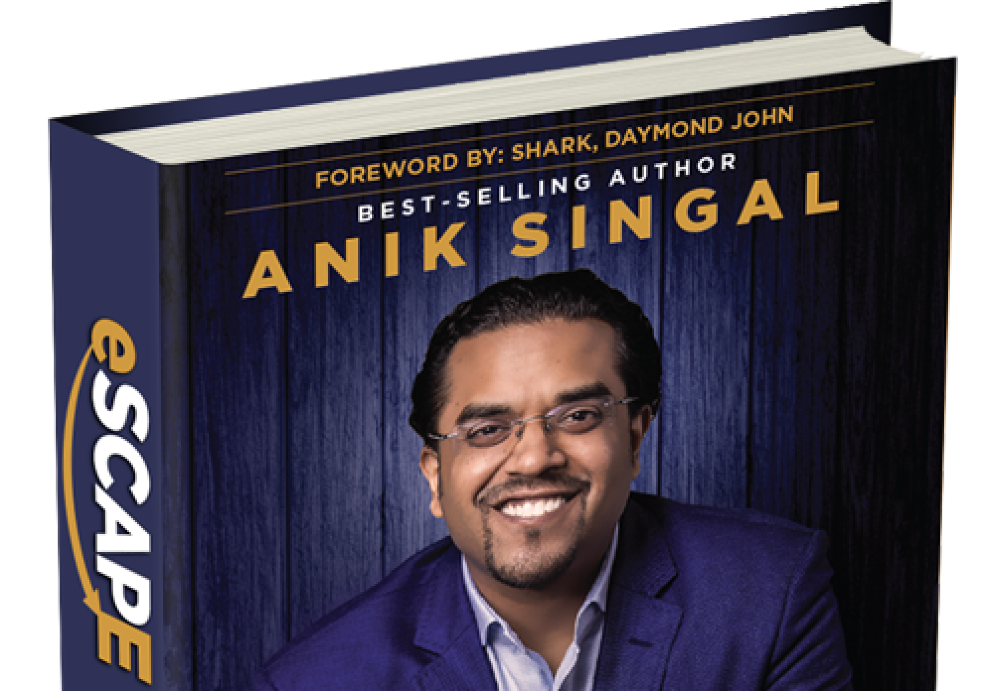 eSCAPE Book by Anik Singal